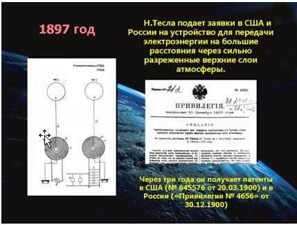 Никола Тесла, ионосфера и резонансы человеческого мозга 2